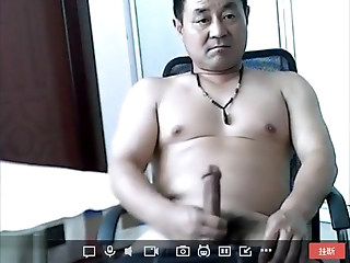 Chinese Handsome Grown-up Man
